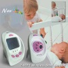 2.4GHZ wireless Digital baby monitor