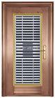 Special colored stainless steel door design DTS-9510
