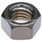 all kinds of Nuts (DIN/ANSI standards) in hardware manufacturer