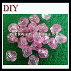 Acylic bicone beads black and colored 8mm/10mm/12mm