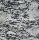spry white granite, granite pulls, caledonia granite