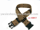 AK Military Belts