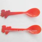 smart plastic baby spoon