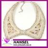 2012 fake shirt collar pearl bead false collar fake collar shirt