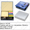 Smart Solar Calculator with sticky note setA17-C