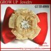 2012 gold beautiful fashion lady belt