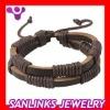 2012 Fashion Leather Bracelet Jewelry