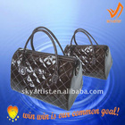 printed ladies hand bags