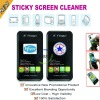 microfiber sticky screen cleaner for Iphone