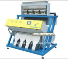 color sorting machine for plastic