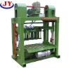 burning free hollow block making machine, for making environmental brick, hollow brick, grass brick, standard brick