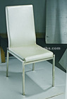 stainless steel dining chair D1003