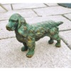 Garden Lovely Animal Figurine, Decorative Dog Statue