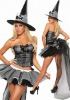 2012 Sexy Halloween Witch Costume