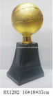 BASKETBALL RESIN TROPHY AWARD/HX1282