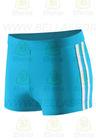 custom blue swim trunks