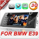 Wholesale 7'' HD Touch screen 2 din head unit for BMW5 E39 E38 E53 with 3G function optional