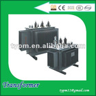 630KVA 11/0.415kV S9 Series Three Phase omniseal Oil Immersed Power Transformer