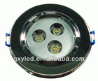 hot sell high quality 75MM small size 3w led downlight
