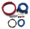 amplifier wiring kit 8 gauge wiring kits