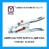 American Type 500A Welding Earth Clamp