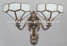 European style wall lamp for living room, hotel W420XH300mm