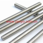 (DIN976)stainless steel threaded rods