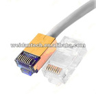 Gigabit UTP 1m Cat6 Patch cord assemblied