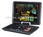12.1inch Portable DVD Player with TV/FM/USB