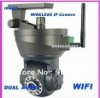 WiFi IP Camera PTZ Dual Audio Wireless Internet Day