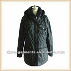 Stylish Windproof Film Coats Woman