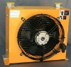 Hydraulic air-cooled oil cooler AH1012T-CA