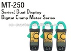 Automatic Digital Clamp Meter for cars Dual display Clamp Meter