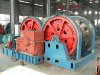 dual drum mine winch