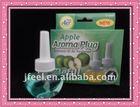 Scented Oil Aroma Plug Air Freshener Refills(apple)