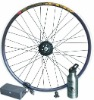 Electric bicycle kit 24V/33V/36V with li-ion battery &wheel rim