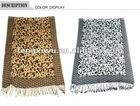 2012 Fashion Hot antique Silk Leopard printing Scarf Shawl