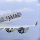 Air freight services from Hongkong to Dubai U.A.E.by Qatar airways with the professional services and effciency first