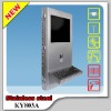 Stainless steel wall mounted kiosk