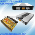 165W*2 Class D car amplifier -High Power Car amplifier