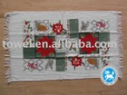 100% cotton printed tea towel