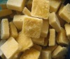 crushed frozen ginger