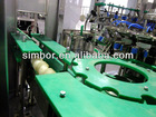 SJF24-24-8 Glass Bottle Juice Filling Machine