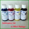 Sublimation Ink For Epson Printers(100ml)