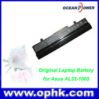 Hot selling for Original Laptop Notebook Battery for ASUS EEE PC 1001 1005 1005HA 1101HA