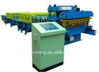 Wall & roof panel forming machine