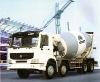 HOWO 8*4 Concrete mixer truck