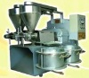 double screw soya oil extractor