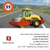 Hydraulic Double Drum Vibratory Road Roller with CE