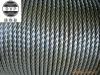 Hot-dip Galvanized Steel Wire Ropes 4x31SW+FC 4x25Fi+FC 6x19W+IWS 6x19S+IWS